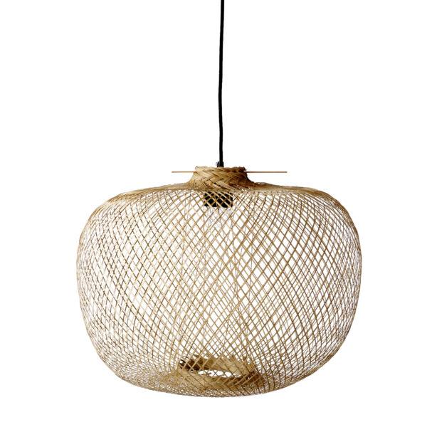 Bloomingville bamboe hanglamp Villa Madelief