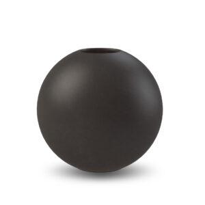 zwarte balvaas Cooee Design 8cm