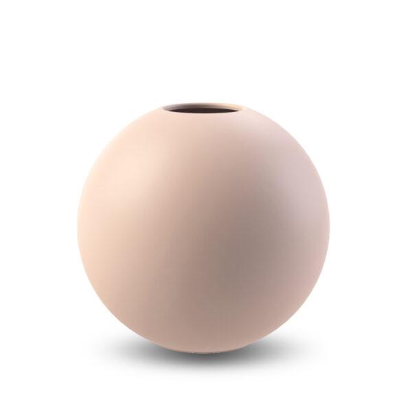 Roze balvaas Cooee Design 8cm