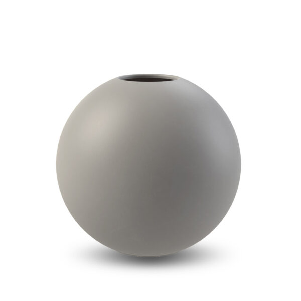 Cooee balvaas grijs 8cm