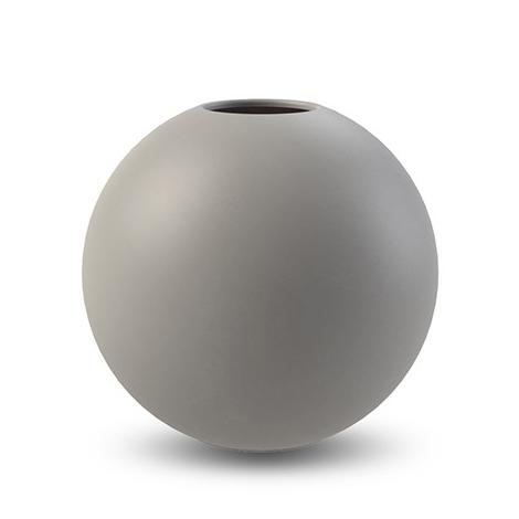 bolvaas Cooee Design grijs 10cm