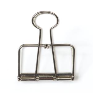 Monograph binder clip 5cm zink Villa Madelief