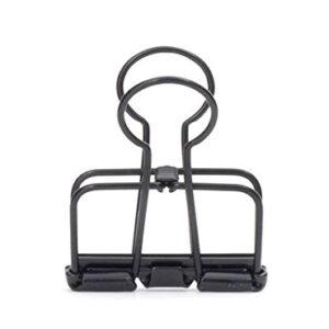binder clip zwart 3cm Villa Madelief