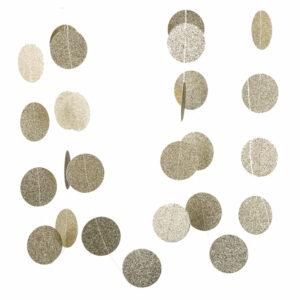 Confetti slinger goud glitter Delight Department