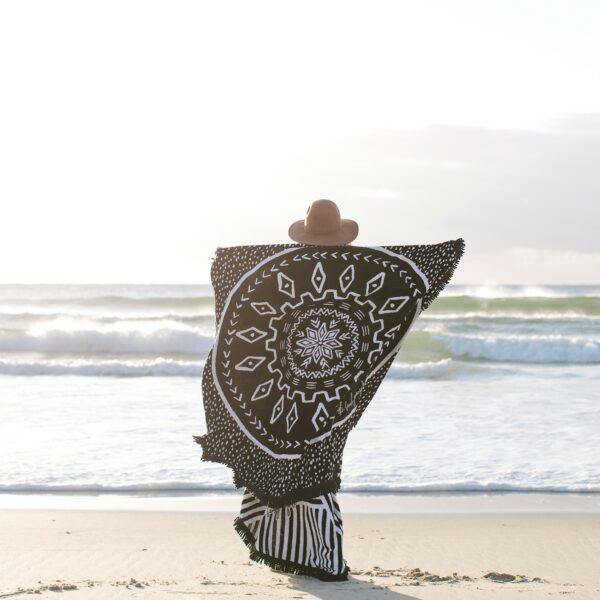 Originele Beach Roundie the dreamtime The Beach People