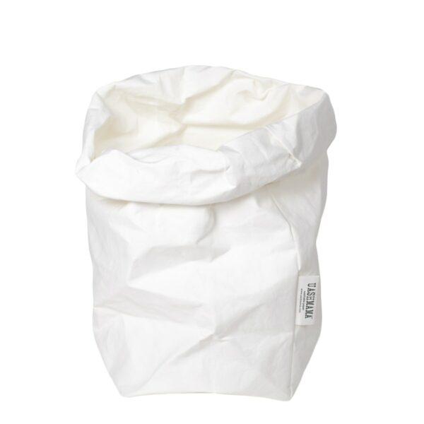 uashmama paperbag wit extra large villa madelief