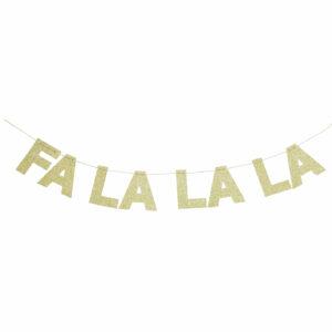 letter slinger falala Delight Department