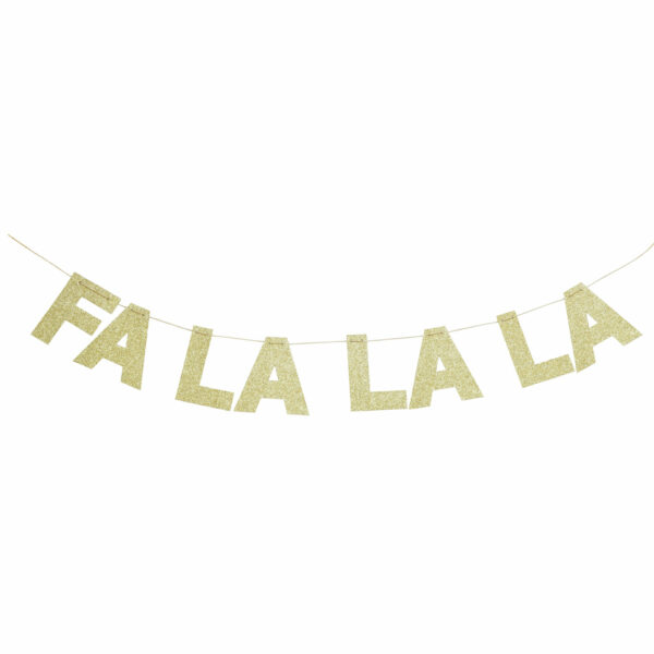 letter slinger falala Delight Department