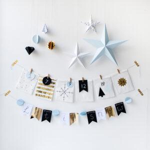 Kerstdecoratie DIY pakket Imakin