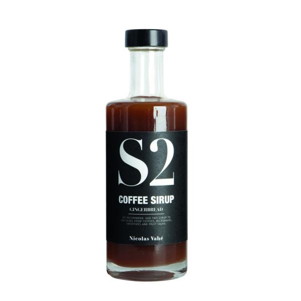 gingerbread koffie siroop S2 Nicolas Vahé
