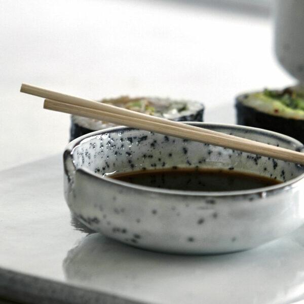 rustic sushi schaaltje