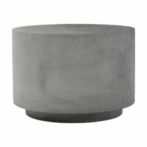 House Doctor Fifty ronde tafel betonlook Villa Madelief