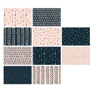 cadeaulabels pattern dreamkey design