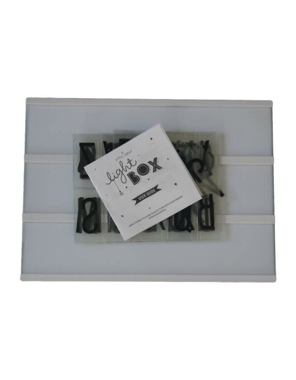 Lightbox A4 a Little Lovely Company