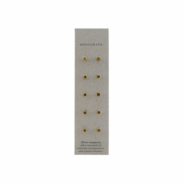 magneet goud Monograph villa madelief