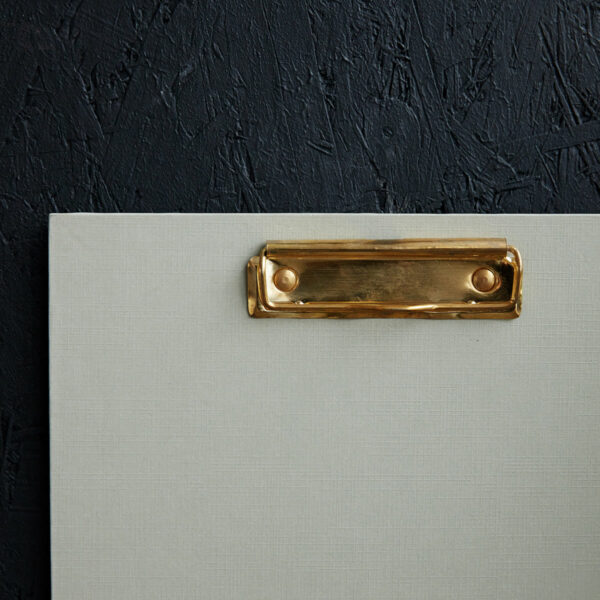 A4 klembord Monograph Villa Madelief