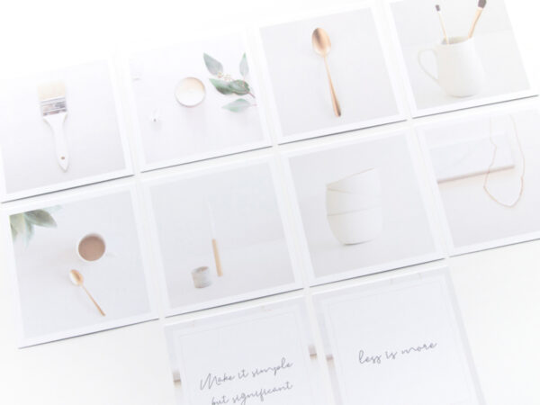 moodboard plaatjes minimalistic villa madelief