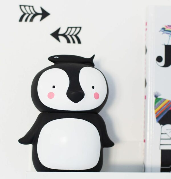 pinguin spaarpot villa madelief
