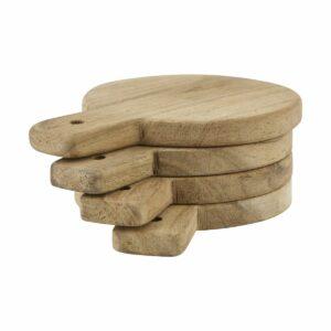 Nicolas Vahé houten plankjes Villa Madelief