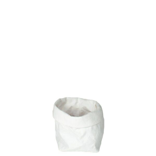 Uashmama paperbag wit piccolo villa madelief