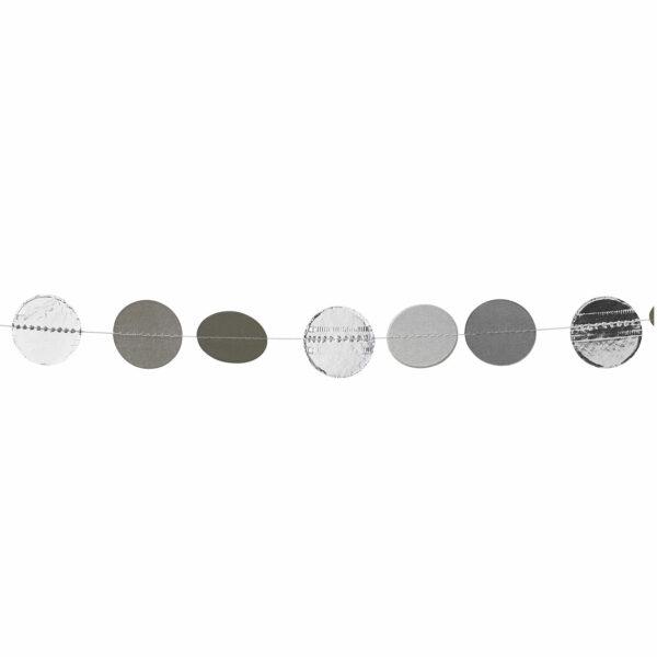 confetti slinger zilver Räder Villa Madelief