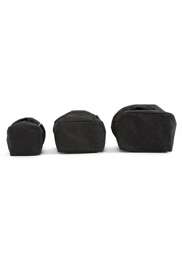 uashmama paperbag zwart villa madelief