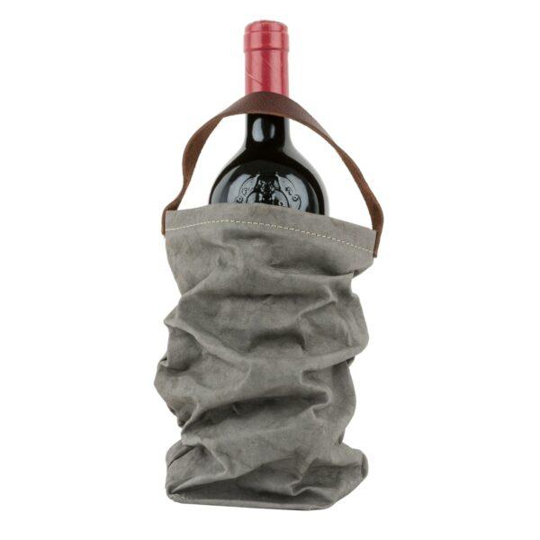 uashmama wijnzak donkergrijs villa madelief