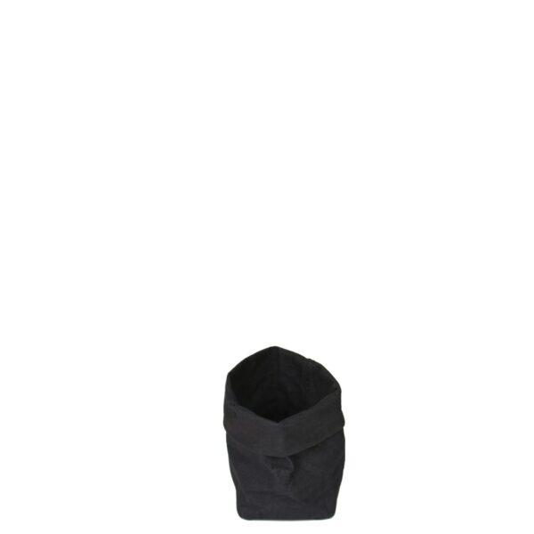 uashmama paperbag zwart xsmall villa madelief