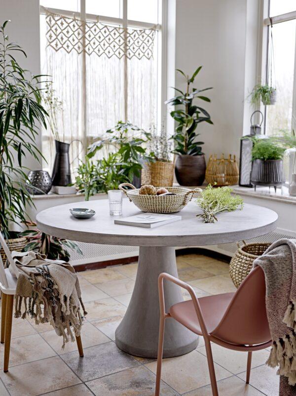 Bloomingville witte tuinstoel Bajo Villa Madelief