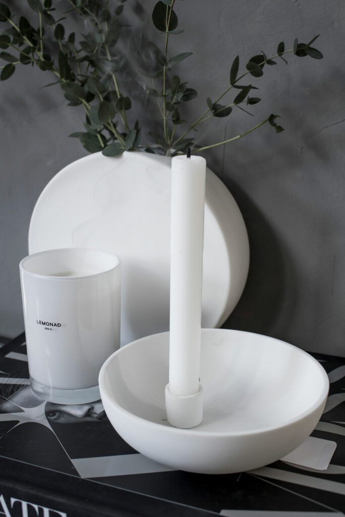 zweeds design witte accessoires