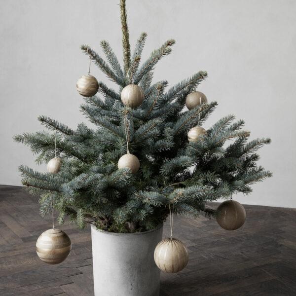 House Doctor kerstballen Villa Madelief