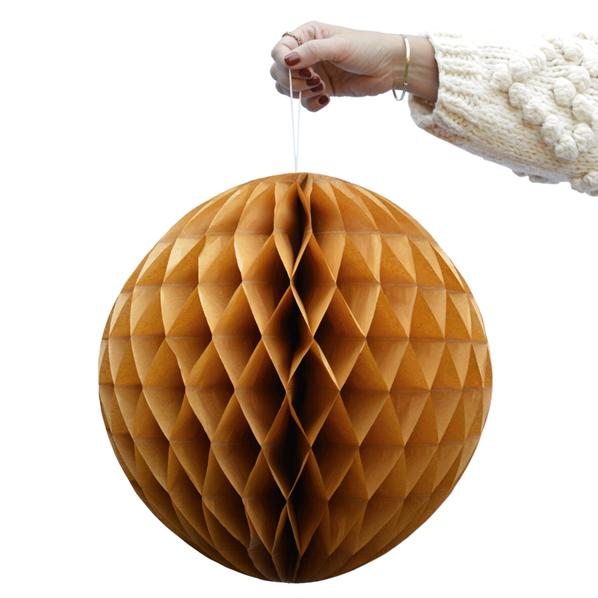 Delight Department Honeycomb oker Villa Madelief