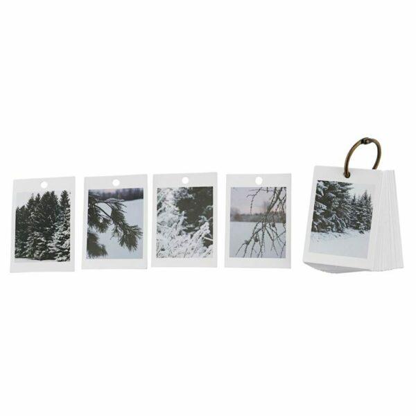 Monograph polaroid kadolabels Villa Madelief