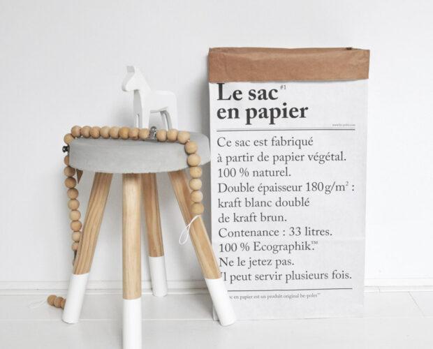 Paper Bag Le Sac en Papier styling