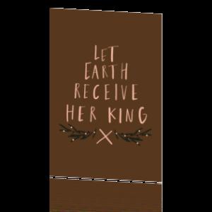 Huis van Mijn Kerstkaart Let earth receive Villa Madelief