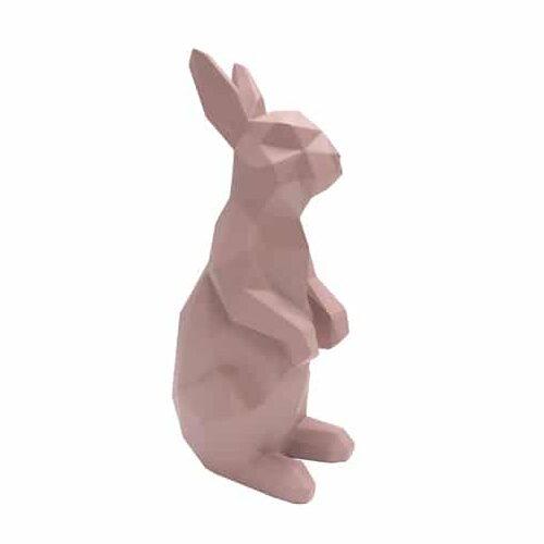 Present Time konijn mat roze Villa Madelief