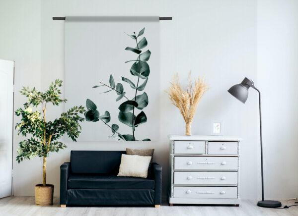 Wandkleed Eucalyptus