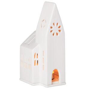 Räder lichthuisje kerk Villa Madelief