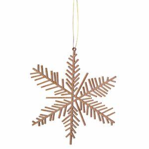 Räder ornament sneeuwvlok