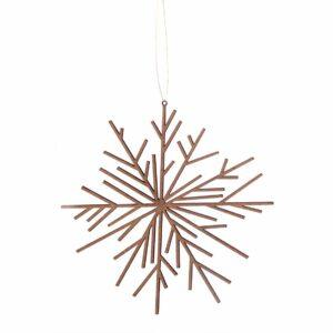 Räder ornamenten sneeuwvlokje