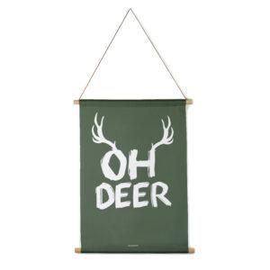 Interieurbanner Oh Deer Villa Madelief