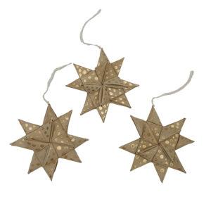 Anna Nera ster ornament
