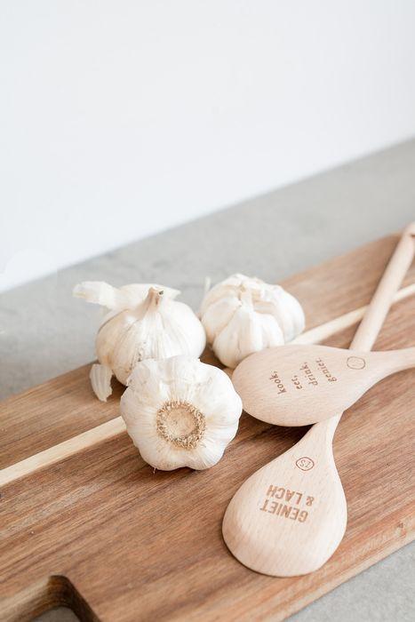 Zusss houten pollepel kook