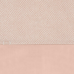 Laken slangenprint roze