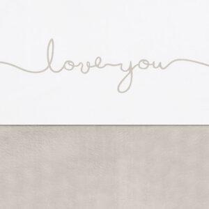 Laken love you nougat