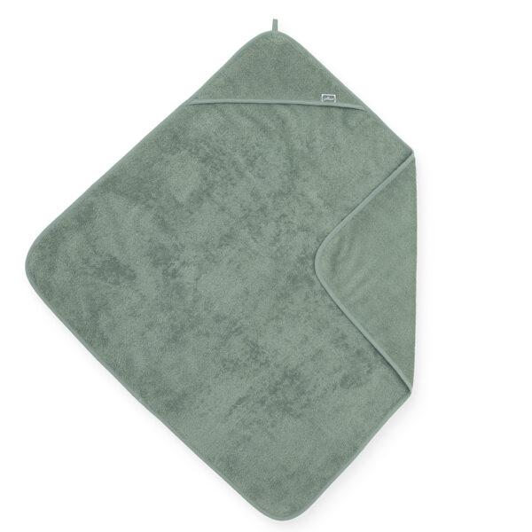 Badcape groen