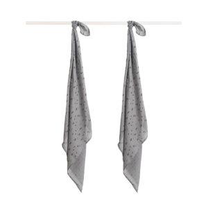 Hydrofiele doeken grijs