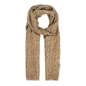 Sjaal bruin