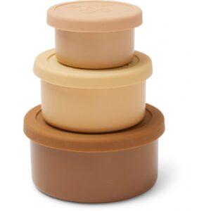 Konges Sløjd snackbox bruin