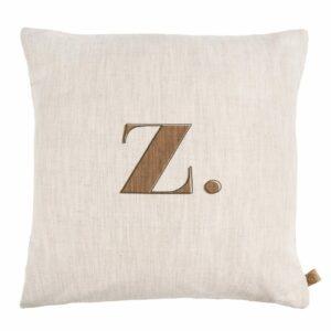 Zusss kussen letter Z